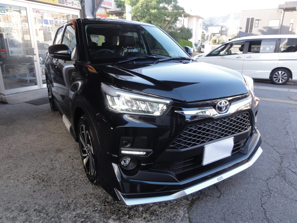 トヨタ ライズ 新車